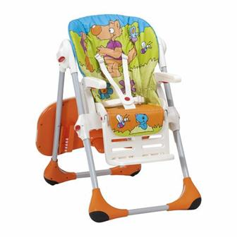 Chicco Chaise Haute Polly 2 En 1 Wood Friends Achat Prix