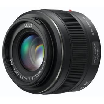 Panasonic-Leica DG Summilux 25 mm f/1.4 ASPH