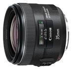 Objectif reflex Canon EF 35 mm f/2.0 IS USM