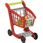 Ecoiffier Chariot Supermarché Garni