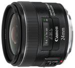 Canon Objectif reflex Canon EF 24 mm f/2.8 IS USM