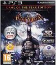 Batman Arkham Asylum Game Of The Year - Gamme Essentiels - PlayStation 3