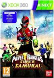 Power Rangers - Super Samurai - Xbox 360