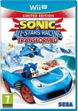 Sonic All Stars Racing Transformed - Edition Limitée - Nintendo Wii U