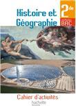 Cahier d'activités Histoire et Géographie 2de