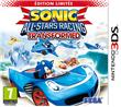 Sonic All Stars Racing Transformed - Edition Limitée - Nintendo 3DS