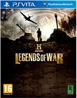 Legends of War - PS Vita