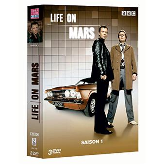 Life on MarsLife on Mars - Coffret intégral de la Saison 1 - Inclus bonus
