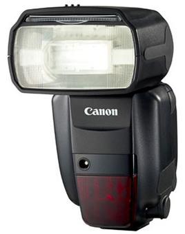 Flash appareil photo CANON SPEEDLITE 600EXRT NOIR