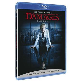 DamagesDamages - Coffret intégral de la Saison 1 - Blu-Ray