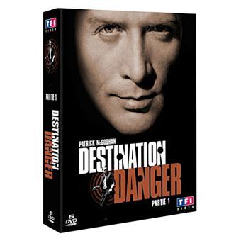 Destination dangerDESTINATION DANGER 1-6 DVD-VF