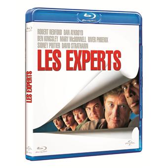 Les Experts - Blu-Ray