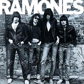 Ramones -jpn card-