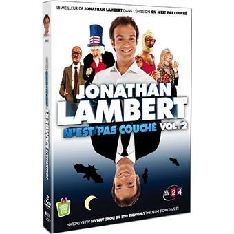 Jonathan Lambert n'est pas couché - Volume 2