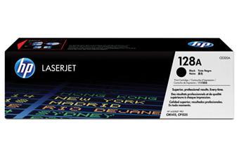 Toner HP LaserJet 128A (CE320A) - Noir