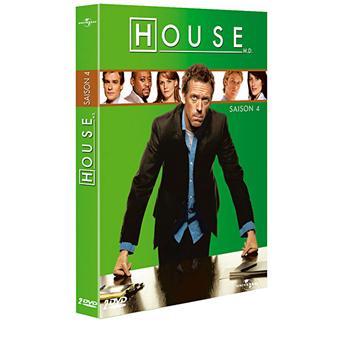 Dr HouseDr House - Coffret intégral de la Saison 4