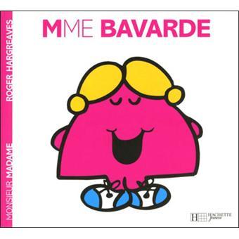 Monsieur MadameMadame Bavarde