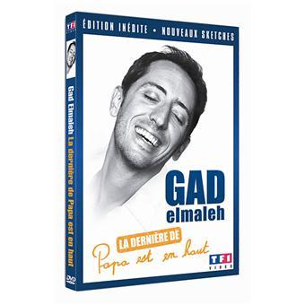 """Gad Elmaleh : La dernière de """"Papa est en haut"""""""
