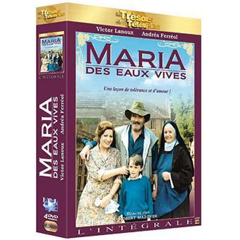 Maria des Eaux Vives - Coffret intégral 4 DVD
