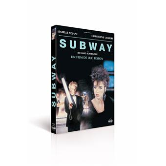 Subway DVD
