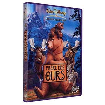 Frère des oursFrère des Ours DVD