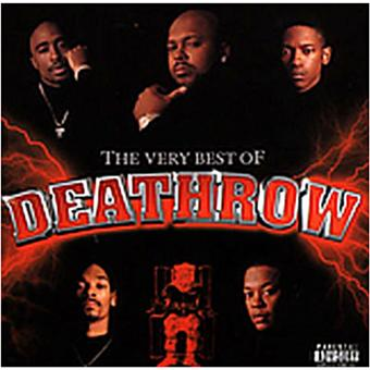 The Very Best Of Death Row Compilation Rap Vinyle