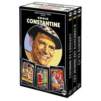 Coffret Eddie Constantine