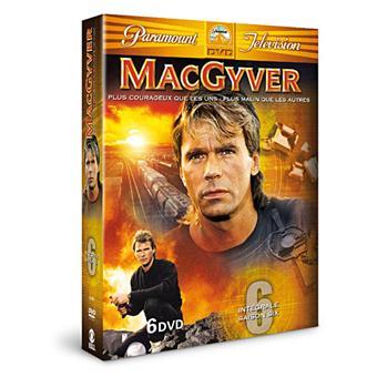 MacGyverMac Gyver - Coffret intégral de la Saison 6