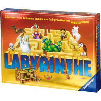 ravensburger labyrinthe jeu de strat gie achat prix. Black Bedroom Furniture Sets. Home Design Ideas