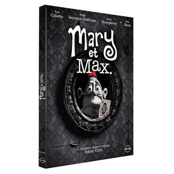 Mary Et Max Dvd Adam Elliot Dvd Zone 2 Achat Prix Fnac