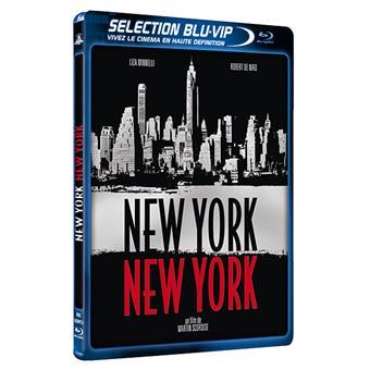 New York, New York VIP Blu-ray