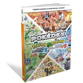 Pokemon guide pokedex pour pokemon noir blanc 2 jeux - Jeux pokemon noir et blanc ...