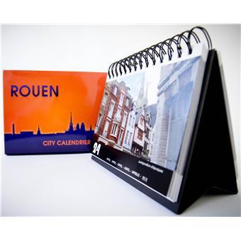 Calendrier City.City Calendrier Rouen