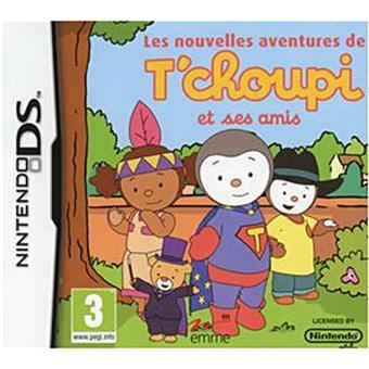 Les nouvelles aventures de T'Choupi