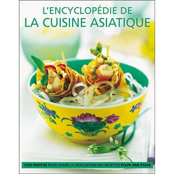 L\'encyclopédie de la cuisine asiatique - cartonné - Linda Doeser ...