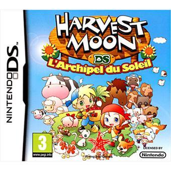 Harvest Moon - L'Archipel du Soleil