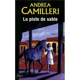 La piste de sable - Andrea Camilleri