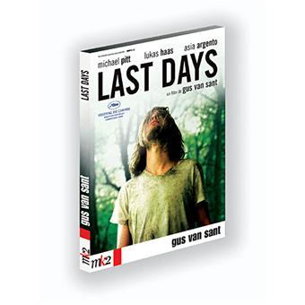 Last Days DVD