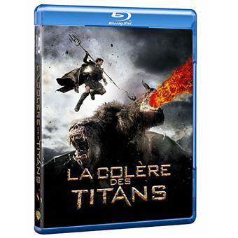 La colère des Titans - Blu-Ray
