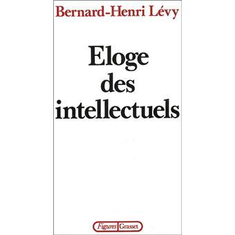 Éloge des intellectuels