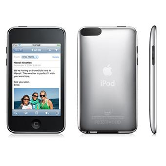 apple ipod touch iii 8 go lecteur mp3 achat prix fnac. Black Bedroom Furniture Sets. Home Design Ideas