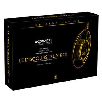 Le Discours d'un Roi - Edition Ultime 2 DVD - 1 Blu-Ray