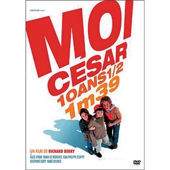 Moi César, 10 ans 1/2, 1.39 m