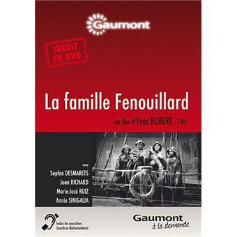La famille Fenouillard DVD