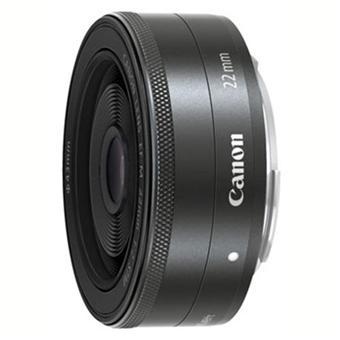 Objectif hybride Canon EF-M 22 mm f/2.0 STM Pancake