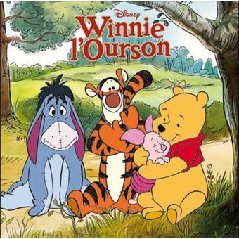 Winnie L Ourson Winnie Disney Monde Enchante