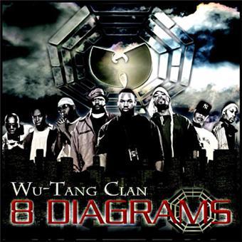 8 Diagrams Wu Tang Clan Vinyle Album Achat Amp Prix Fnac