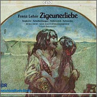 Zigeunerliebe (1. Fassung 1910)