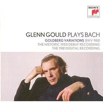 Glenn Gould Plays Bach - Goldberg Variations