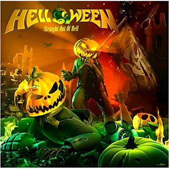 Straight Out of Hell - CD